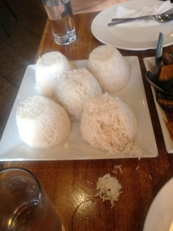Gerry's Grill : rice