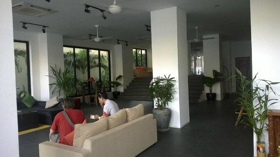 Kolab Sor Phnom Penh Hotel: lobby