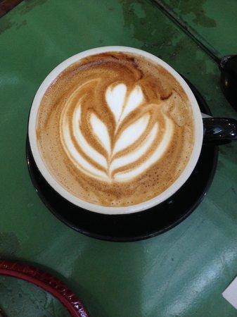 Ritual Coffee Roasters : Double latte, yum!
