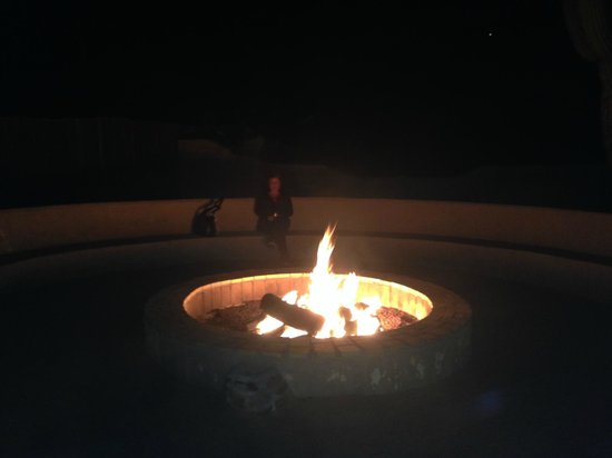 Fort McDowell Adventures : more fire
