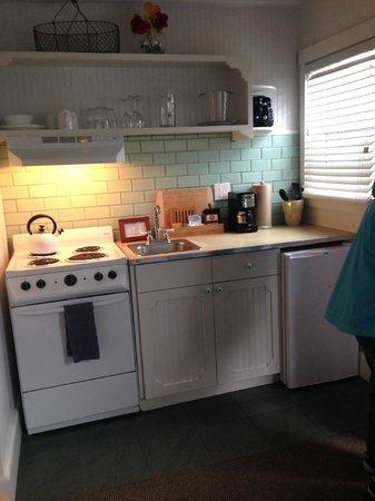 McBee Cottages : Kitchen