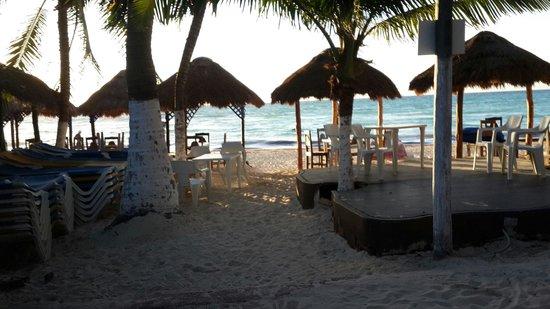 Hotel Costa del Mar: Salida al mar de Costa del Mar