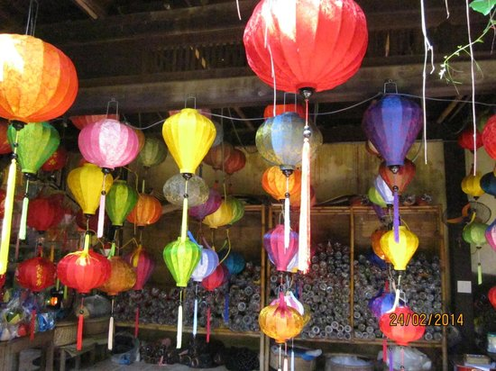 Hoi An Handicraft Workshop