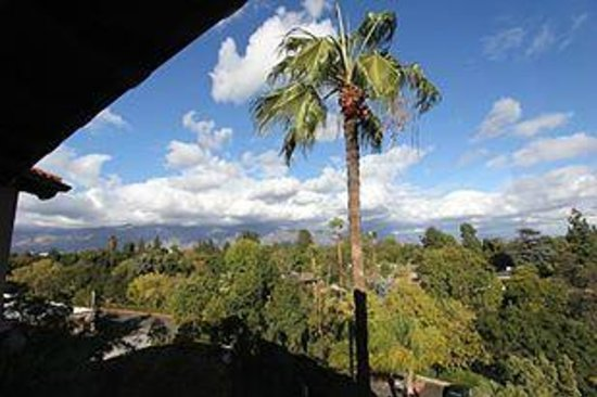 The Langham Huntington, Pasadena, Los Angeles: 開放感抜群の展望