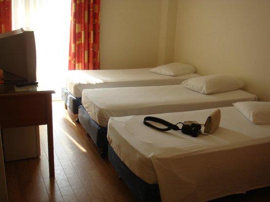 London Hotel: в номере