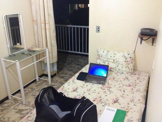 Hotel Bender: Quarto individual