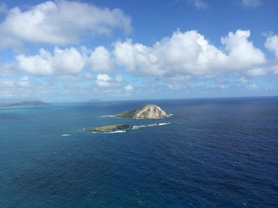 Private Tours Hawaii: view from o'ahu