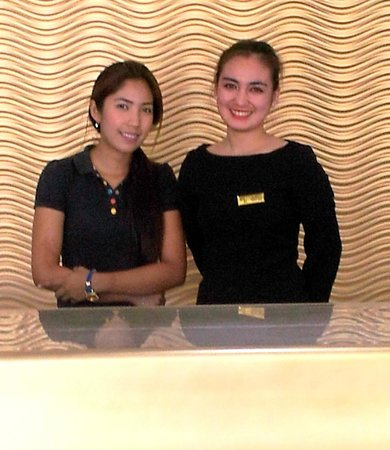 Apollonia Royale Hotel Front Desk Staff