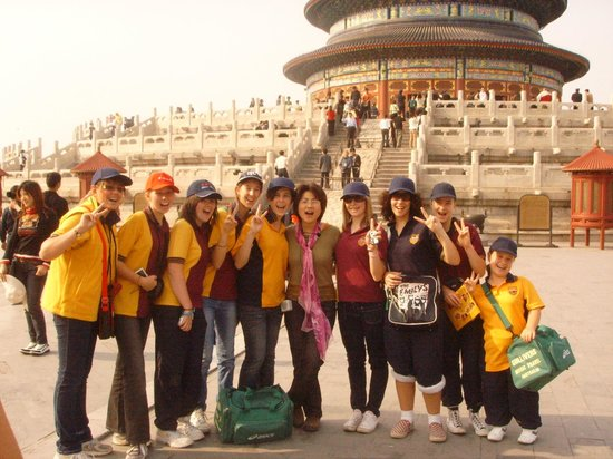 Beijing Private One-day Tour Guide Shall
