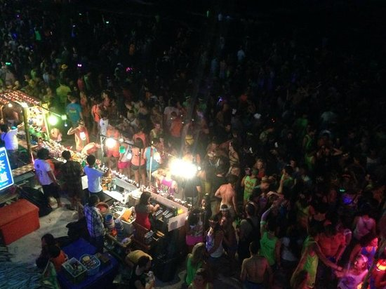 Palita Lodge : Full moon party 15-02-14