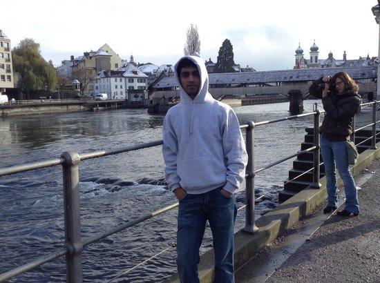 Old Town Lucerne : 1