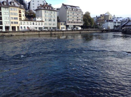 Old Town Lucerne : 3