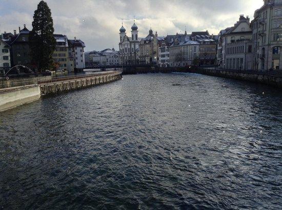 Old Town Lucerne : 4
