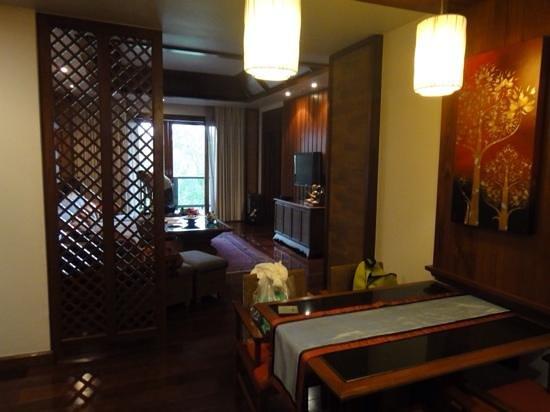 Ratilanna Riverside Spa Resort Chiang Mai: Suite @ Ratilanna 1