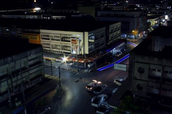 Thai Hotel Krabi : night view from room 745