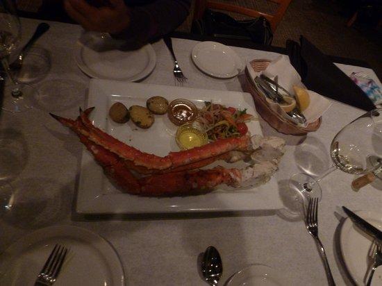 Montauk Seafood Grill: Alaskan King Crab
