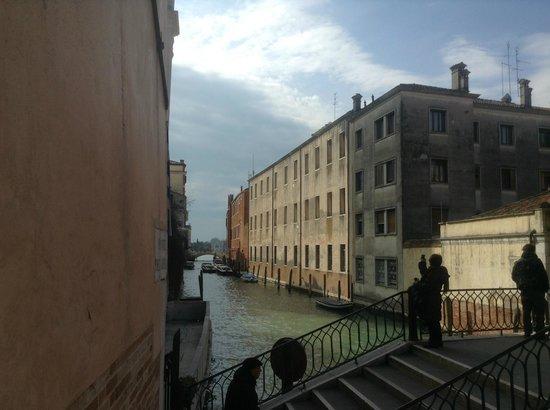 Liassidi Palace Hotel: バルコニーからの眺め。