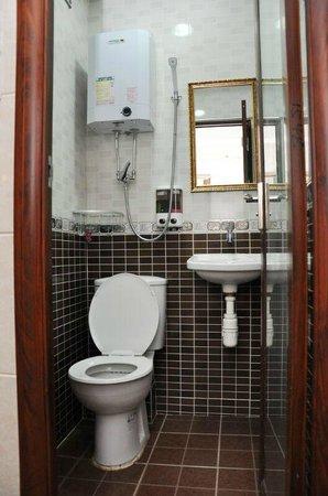 Pearl Premium Guest House - Premium Guest House Limited : Bathroom
