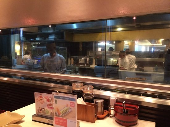 Sushi Tei - Plaza Indonesia : Sushi Tei review by Y2