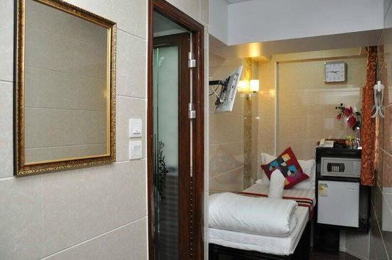 Pearl Premium Guest House - Premium Guest House Limited : Single Bed Room