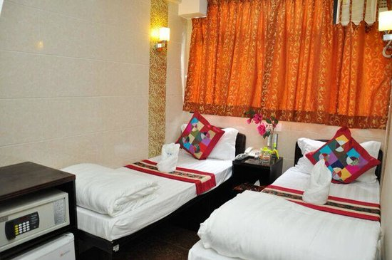 Pearl Premium Guest House - Premium Guest House Limited : Twin Beds Room