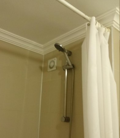 Grand Hotel Temizel: バスルーム