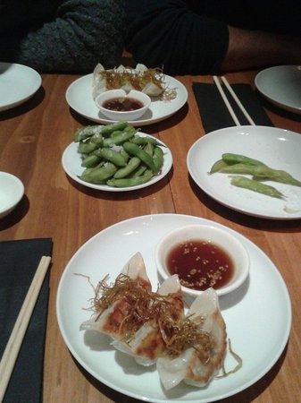 platos cena fotograf a de kitsune sushi bar sant cugat