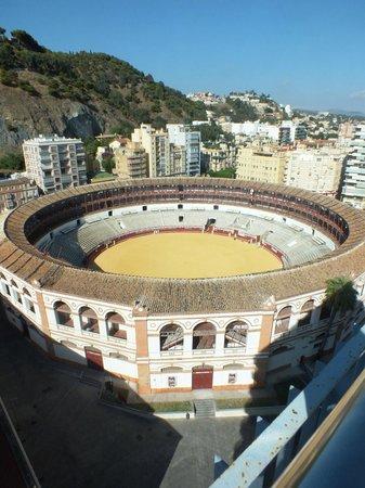 Hotel MS Maestranza: Арена для боя быков во всей своей красоте