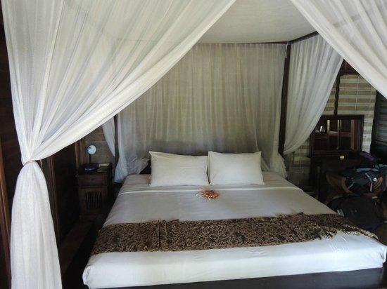 Graha Moding Villas : Bedroom