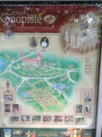 Konopiste Castle: замок Конопиште