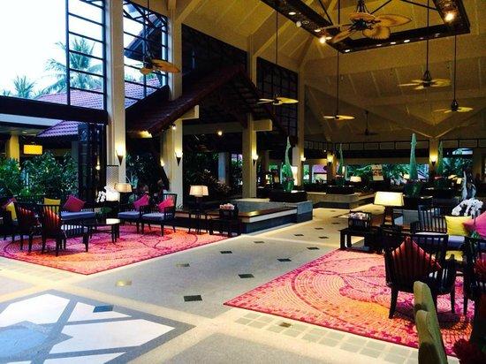 Dusit Thani Laguna Phuket: Hotel Lobby