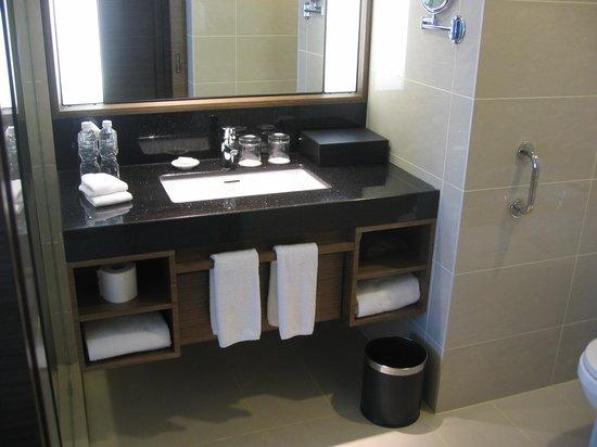 Renaissance Johor Bahru Hotel: Toilet