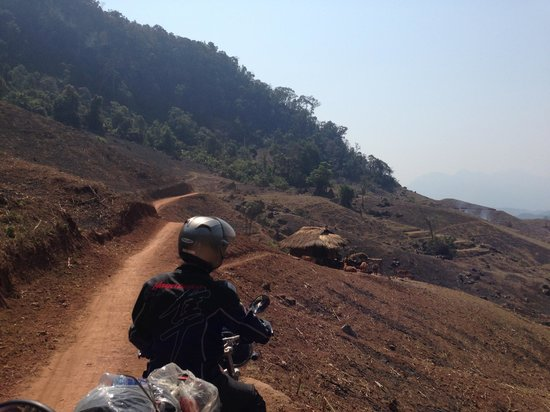 Mototours Asia - Private Day Tour: excellent road
