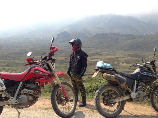 Mototours Asia - Private Day Tour: enjoying cool ride