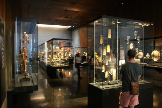 Le Reve Hotel Boutique: Museum for Pre Colombian Art