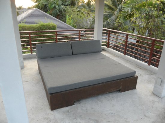 AKA Resort & Spa: Roof area