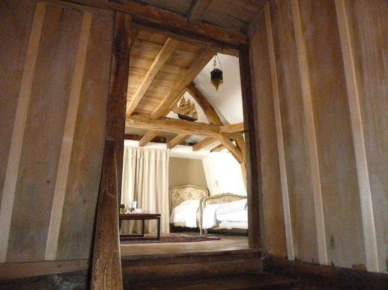 suite de la Tour manoir de boisairault chambre d'hôtes de charme