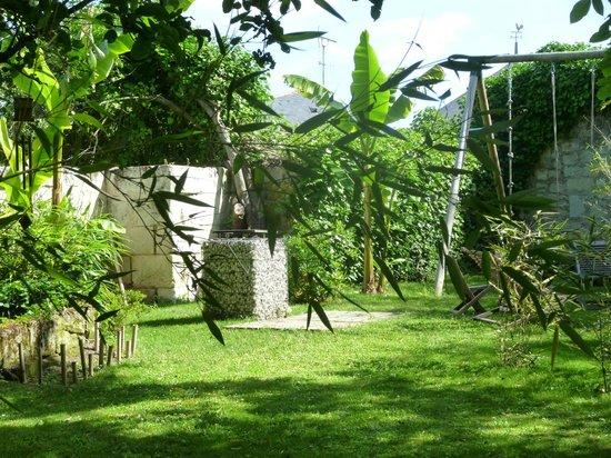 Parc et jardin manoir de boisairault chambre d'hôtes de charme