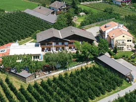 Residence Montani : Aussicht der Residence