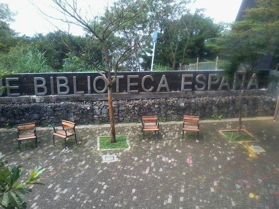 Parque Biblioteca Espana : Parque Biblioteca España