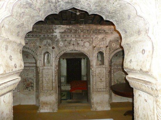 Narayan Niwas Castle: Suite