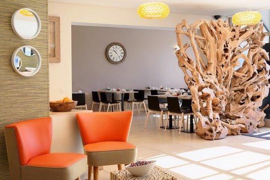 Best Western Hotel Gap : Salle Petit Déjeuner