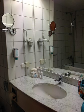 Arion Cityhotel Vienna: bathrom
