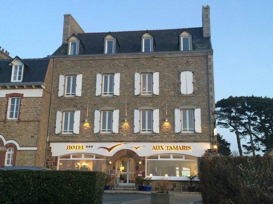 Hotel aux Tamaris: Aux Tamaris