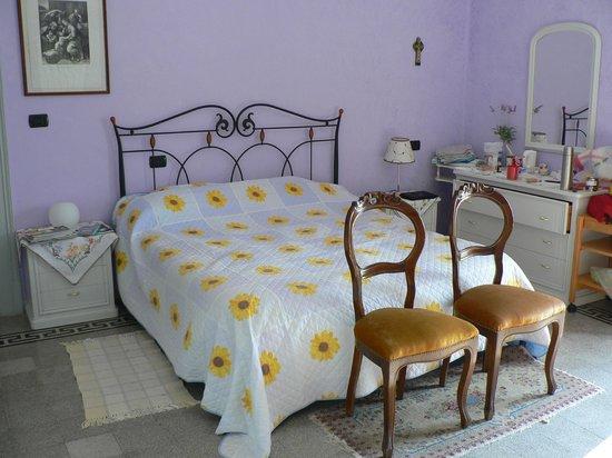 Abruzzo Segreto Navelli: комната