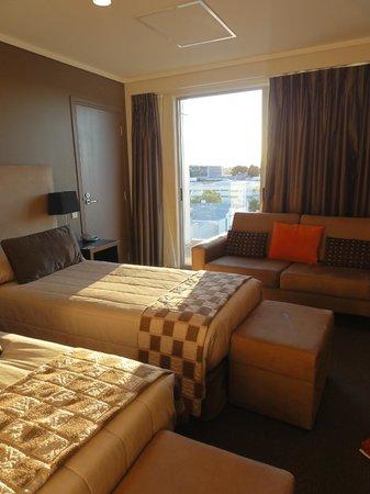 Hotel on Devonport: Bedroom