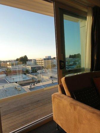 Hotel on Devonport: View