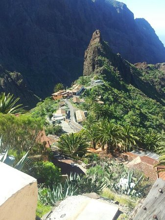 HD Parque Cristobal Tenerife: Mascadalen