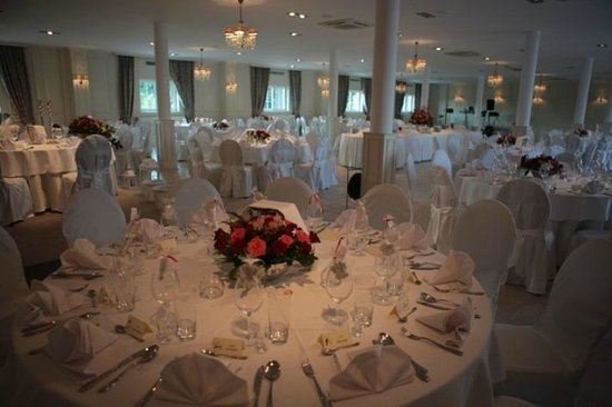 Hotel Riviera: our ball room