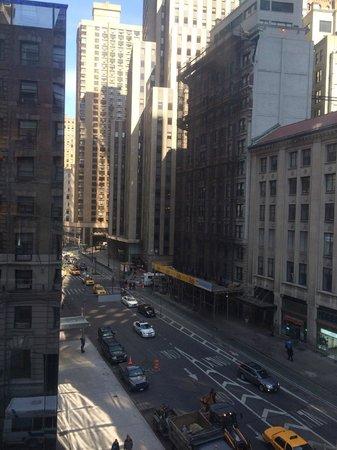 Ameritania Hotel : uitzicht